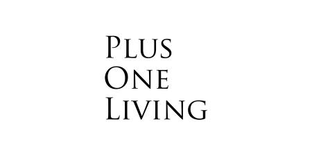 ロゴ:PLUS ONE LIVING